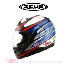 ZEUS ZS-803 ZS-803W Motorcycle Full Face Helmet Aero DOT Safety Approved