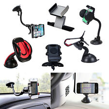 Universal In Car Mobile Phone GPS Windscreen Dashboard Holder Mount Cradle Stand