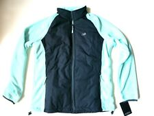 Brand New!!! New Balance Women Baby Blue Jacket Very Comfortable