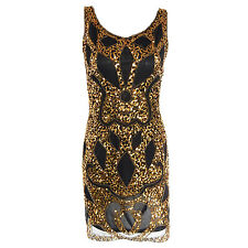 Flapper Girl Long Prom 1920s Gatsby Beaded Sequin Fringe Flapper Dress Plus Size