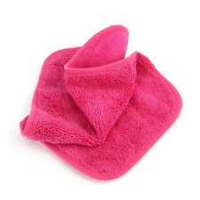 Reusable Microfiber Facial Cloth Towel Pad Makeup Remover Cleansing Beauty Towel
