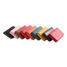 1 Pc New Pocket PU Leather Business ID Credit Card Holder Case Wallet  SN