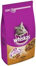 Whiskas Adult Complete Chicken Cat Food