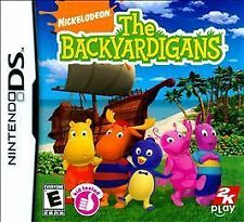Nickelodeon The Backyardigans DS Game  Brand New - Fast Ship - In Stock