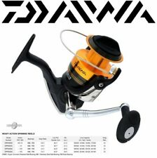 DAIWA OPUS PLUS-A HEAVY ACTION SPINNING REELS