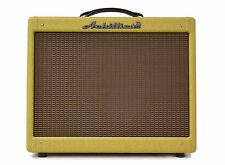 Tweed Style Deluxe 5E3 Guitar Amplifier Hand built by Achillies Amps