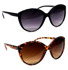 WOMEN CAT EYE STYLE SUNGLASSES FASHION RETRO CLASSIC DESIGNER VINTAGE 961