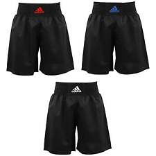 Adidas Adidas Boxing Shorts - Black White