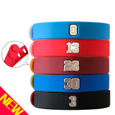 Basketball Bracelet Double layers Wristband Strap CURRY JAMES HARDEN DURANT