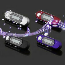 8GB USB 2.0 Flash Drive LCD MP3 Music Player With FM Radio Voice Recorder S4W