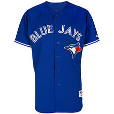 Toronto Blue Jays Bautista Jose Official MLB Licensed Blue Jersey Men Majestic