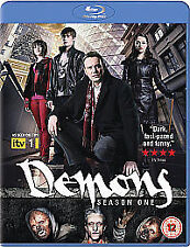 Demons -Season 1 Blu-Ray ( All Regions ) Brand New & Sealed