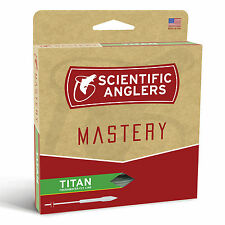 Scientific Anglers Mastery Titan Quick-Loading for Big Flies Fly Fishing Line