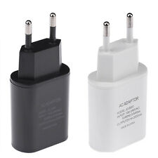 5V/2A Fast EU/US/UK Plug AC Power Wall Charger Charging Adapter For Phone Tablet