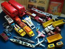 MATCHBOX DIE-CAST VEHICLES 1960/90 ~ click on - SELECT - to browse or order