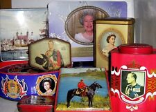 COLLECTABLE ROYAL TINS & OTHERS 1935/2000 ~ click on  SELECT  to browse or order