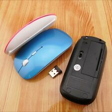 Wireless Optical Mouse 2.4GHz Quality Mice USB 2.0 for PC Laptop SM