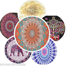 Bohemian Ethnic Wall Hanging Gypsy Throw Towel Tablecloth Yoga Mat Bed Cover UK