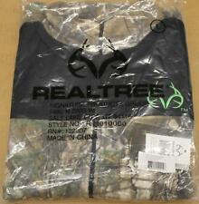 NEW REALTREE Aspen Full Zip Men's Fleece Jacket in REALTREE XTRA Camo LARGE & XL