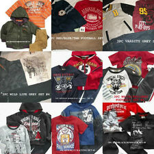 *NEW BOYS 3PC NANNETTE Jacket Tee and Jeans WINTER OUTFIT SET 2T 3T 4T 4 5 6 7