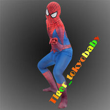 The Avengers Super Hero Spider-Man Cosplay Tights Halloween Fancy Ball Costume