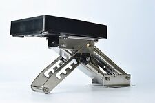 Outboard Motor Bracket 25hp Auxilary Trolling Mount for 2-strok Capacity:110 lb