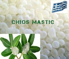 Greek Chios Mastic Gum 100% Natural Mastiha *Medium&Small Size Resins* 11/2016