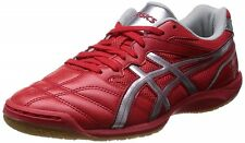 ASICS JAPAN CALCETTO WD 6 WIDE INDOOR Football Soccer Futsal Shoes TST328 Red