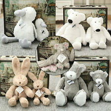 Cute Animal Shaped Dolls Soft PP Cotton Stuffed Plush Animal Gifts Toys DS