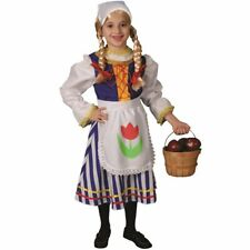 Deluxe Dutch Girl By Dress Up America
