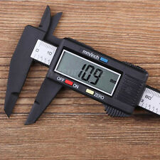 Accurate 6-Inch 150mm Electronic Digital Vernier Caliper Micrometer Measuring