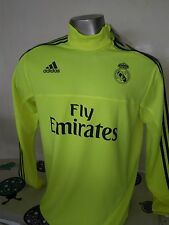 REAL MADRID FC TEAM TRAINING ADIDAS MENS SWEATER ADIDAS S88965 WITH SPONSORS