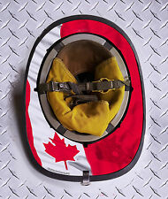 Windy Canada Fire Helmet Skin