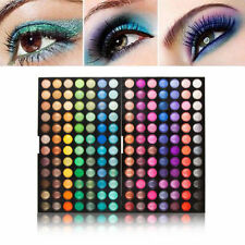15~252 Color Eye Shadow Makeup Cosmetic Shimmer Matte Eyeshadow Palette LOT XP~