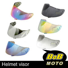 6 Color Shield Helmet Visor Motorcycle Fit Shoei X-SPIRIT 2 Qwest X-Twelve
