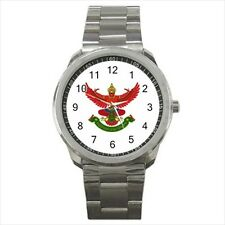 Emblem of Thailand Stainless Steel Sport Watch - Tabard Surcoat