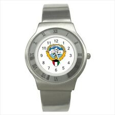 Emblem of Kuwait Stainless Steel Sport Watch - Tabard Surcoat