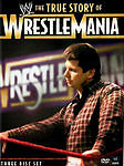 The WWE: The True Story of WrestleMania (DVD, 2011, 3-Disc Set, Canadian) wwf