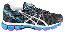 Asics GT 2000 Women's US 6 '2A NARROW', Black/White/Electric Blue, T2L5N-9001
