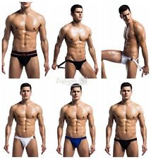 Mens Athletic Supporter Jock Strap Sports Underwear Backless Boxer Briefs Shorts