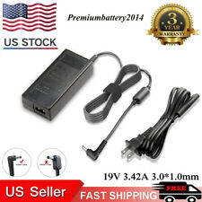 Laptop AC Adapter Charger FOR ACER 19V 3.42A 65W POWER SUPPLY +CORD (3.0*1.0mm)
