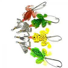 """Ourdoor Bass Sinking Tackle Frog Baits 9cm 3.54"""" 6.2g Fishing Lure CrankBait"""