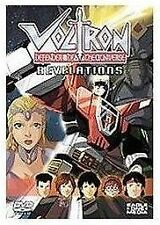 Voltron: Defender of the Universe - Reve DVD