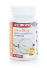 Simply Supplements Lutein 50mg