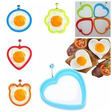 Fried Breakfast Cooker Silicone Fried Egg Baking Mold Baking Cooking Tool