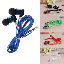 IPod PC Stereo Bass Popular Earbud Multicolor In-Ear 3.5mm Earphone Headphone