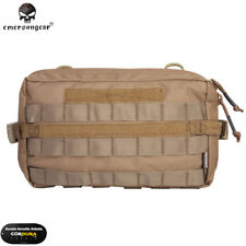 Emerson 32X18cm Multi-functional Utility Pouch Hunting Gear Molle Bag CP CB 8347