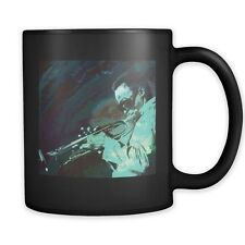 Miles Davis - Birth Of The Cool Jazz Black Mug