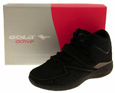Ladies GOLA ACTIVE Hi Top Fitness Sports Training Shoes Boots Trainers Sz Size 8