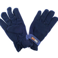 Mens Polar Winter Fleece Gloves Thermal Insulated Ski Hunting Hiking Fit